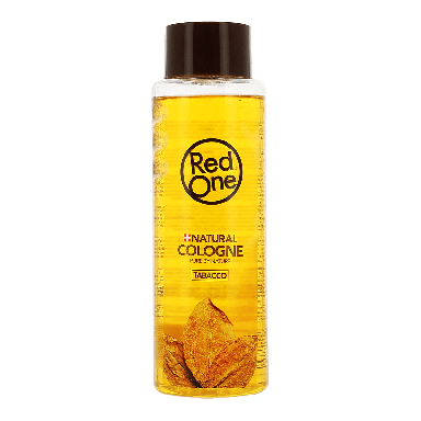 Red One Natural Cologne Tabacco 400ml