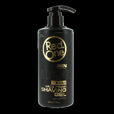 Red One Gold Face Fresh Shaving Gel 500ml