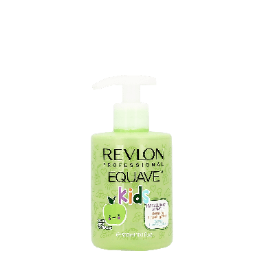 Revlon Equave Kids Hypoallergenic Apple Shampoo 300ml