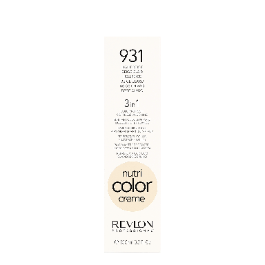 Revlon Professional Nutri Color Creme 931 Light Biege 100ml