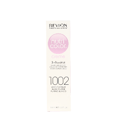 Revlon Professional Nutri Color Creme 1002 White Platinum 100ml