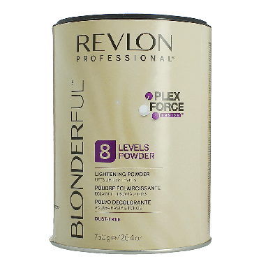 Revlon Blonderful 8 Levels Lightening Powder 750g