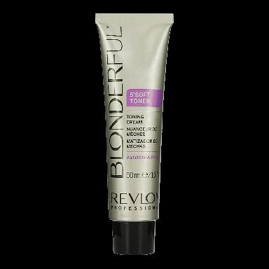 Revlon Blonderful 9.01 5' Soft Toner Toning Cream 50ml