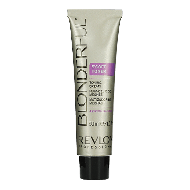 Revlon Blonderful 10.02 5' Soft Toner Toning Cream 50ml