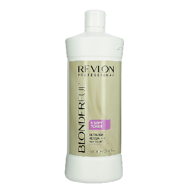 Revlon Blonderful 5' Soft Toner Energizer 900ml