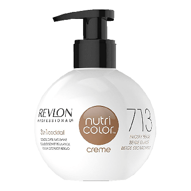 Revlon Professional Nutri Color Creme 713 Frosty Beige 270ml