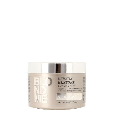Schwarzkopf BlondMe Tone Enhancing Bonding Mask All Blondes 200ml
