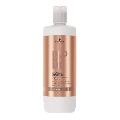 Schwarzkopf BLONDME All Blondes Restore Bonding Shampoo 1000ml