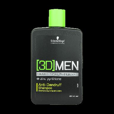Schwarzkopf [3D]Men Anti-Dandruff Shampoo 250ml