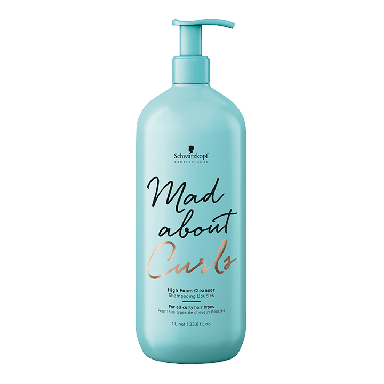 Schwarzkopf Mad About Curls High Foam Cleanser 1000ml