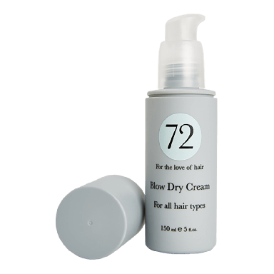 72 Hair Blow Dry Cream 150ml