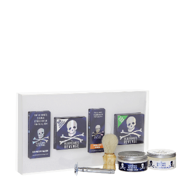 The Bluebeards Revenge Scimitar Razor Kit
