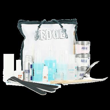 The Edge Nails Acrylic Liquid & Powder Kit