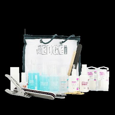 The Edge Nails Silk & Fibreglass Kit