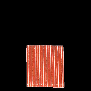The Edge Nails Orange Foamie File 10 pack