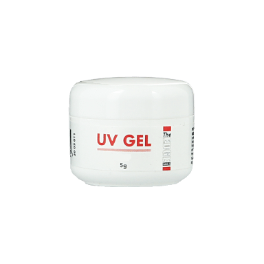 The Edge Nails UV Gel Clear 5g