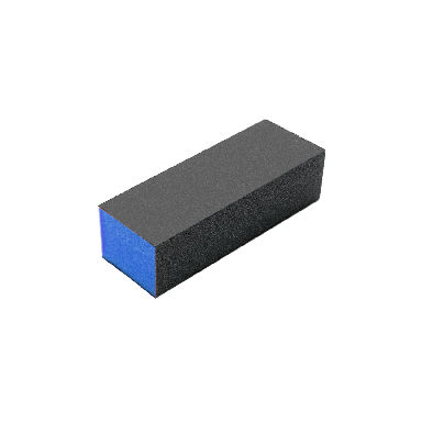 The Edge Nails Blue 3-Way Sanding Block 300/300
