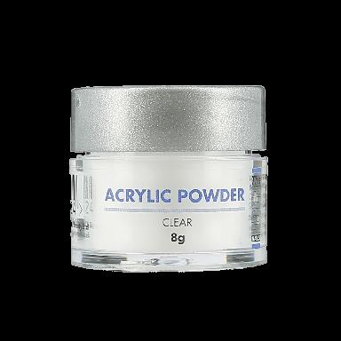 The Edge Nails Acrylic Powder Clear 8g