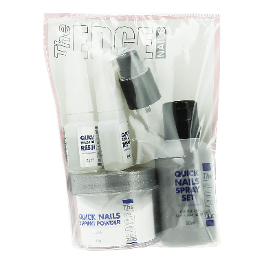 The Edge Nails Quick Dip Trial Pack