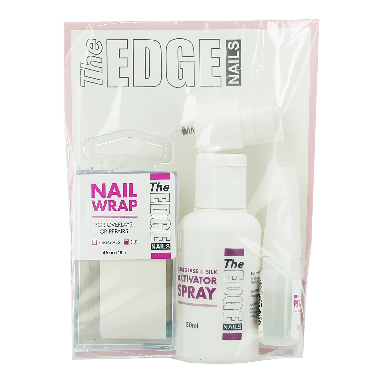 The Edge Nails Silk Wrap Trial Kit