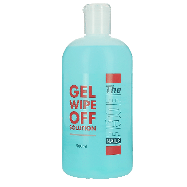 The Edge Nails UV Gel Wipe Off Solution 500ml