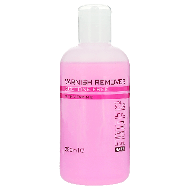The Edge Nails Nail Varnish Remover Acetone Free 250ml