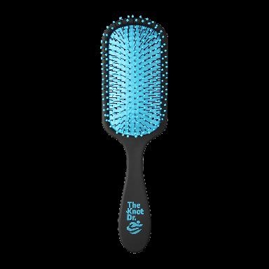 The Knot Dr. Pro Swim Wet Hybrid Detangler Black & Blue