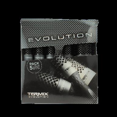 Termix Evolution Plus Brush 5 Pack