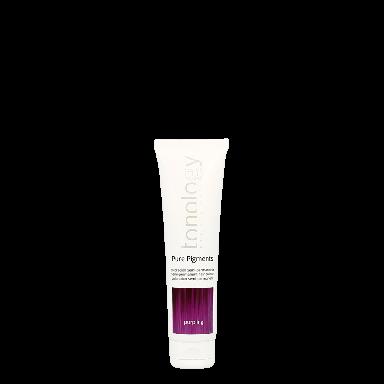 Tonology Pure Pigments Purpling Semi Permanent Hair Color 100ml