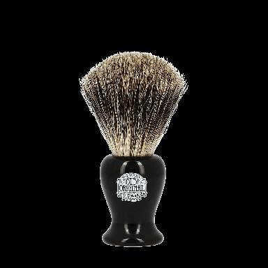 Vulfix Shaving Brush Pure Badger 660P Small Black