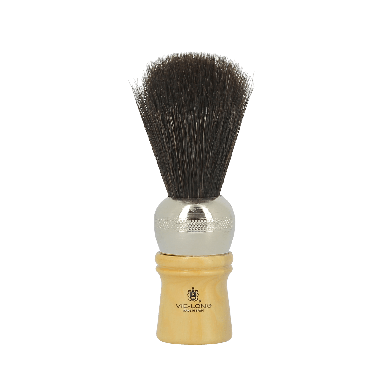 Vie-Long Horse Hair Shaving Brush Dark Hair