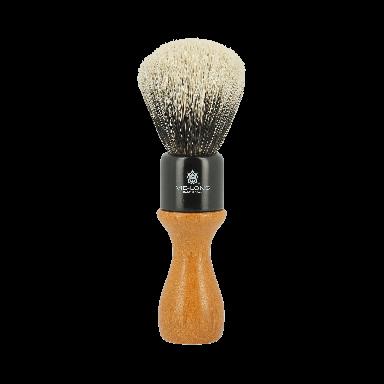 Vie-Long Long Handled Two Band Badger Shaving Brush