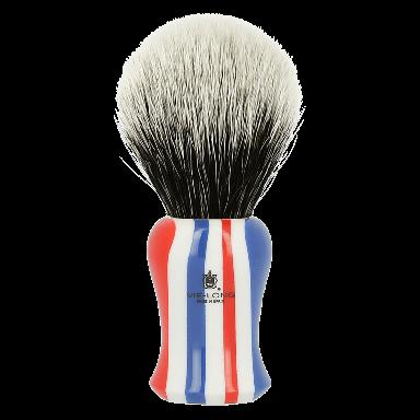 Vie-Long Tri-Stripe Two Band Badger Barbershop Shaving Brush