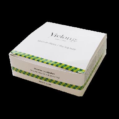 Vie-Long Mentha Eucalyptus Shaving Soap 100g