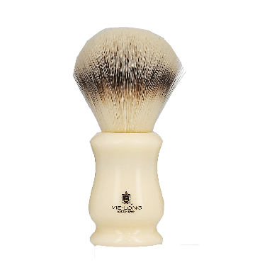Vie-Long Extra Soft Synthetic Badger Hair Shaving Brush