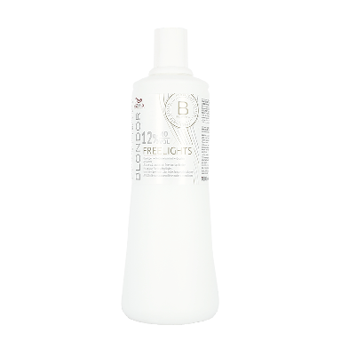 Wella Blondor Freelights Oxidant Developer 12% 40 Volume 1000ml