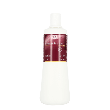 Wella Professionals Color Touch Plus Emulsion 4% 1000ml