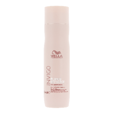 Wella Invigo Blonde Recharge Cool Blonde Shampoo 250ml