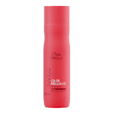 Wella Invigo Color Brilliance Coarse Color Protection Shampoo 250ml