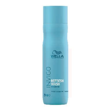 Wella Invigo Refresh Wash Revitalising Shampoo 250ml