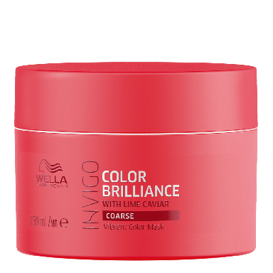 Wella Invigo Color Brilliance Coarse Vibrant Color Mask 150ml
