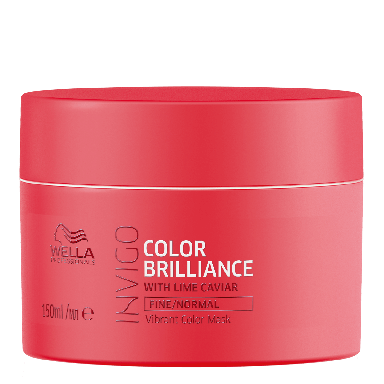 Wella Invigo Color Brilliance Fine/Normal Vibrant Color Mask 150ml