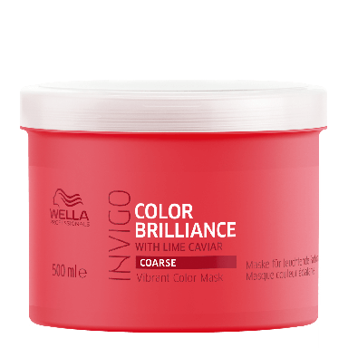 Wella Invigo Color Brilliance Coarse Vibrant Color Mask 500ml
