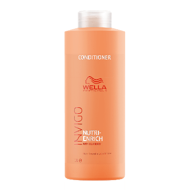 Wella Invigo Nutri-Enrich Deep Nourishing Conditioner 1000ml