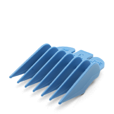 Wahl 3134-1001 No.3 Attachment Comb 10mm Blue