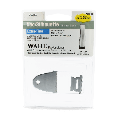 Wahl 1093-100 Extra-Fine Neo/Silhouette Trimmer Blade Set