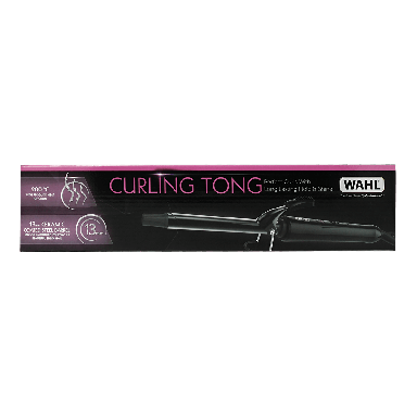 Wahl ZX-910 Ceramic Coated 13mm Hair Curling Tong