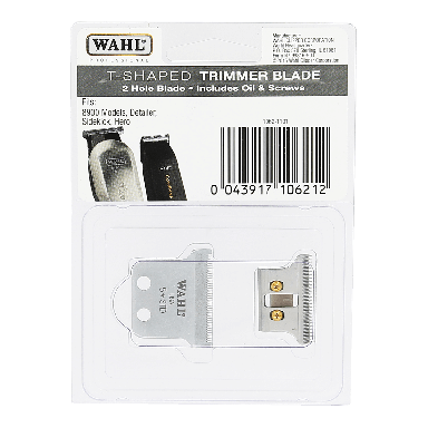 Wahl T-shaped Trimmer Blade 2-Hole Taper Blades 1062-1101