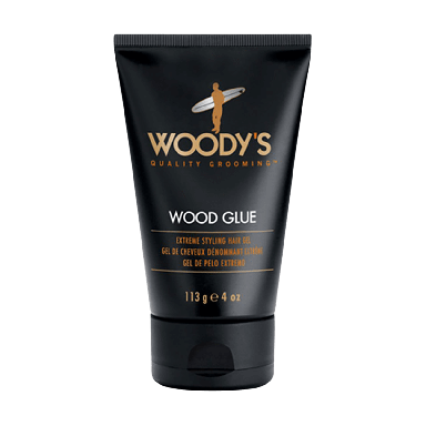 Woody's For Men Wood Glue Extreme Styling Hair Gel 113g