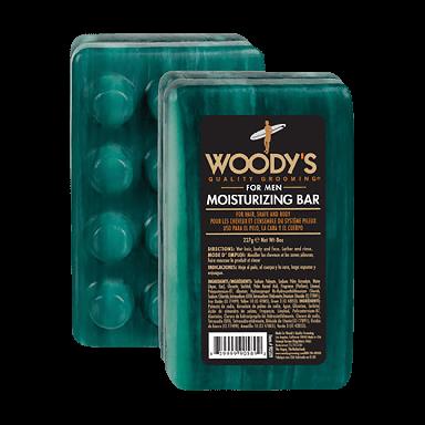 Woody's For Men Moisturizing Bar 227g